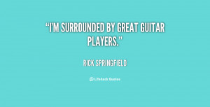 Guitar Player Quotes