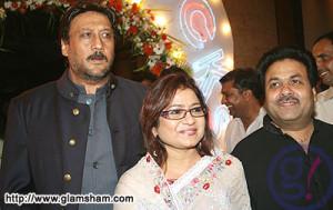 Jackie Shroff, Anuradha Prasad & Rajeev Shukla - photo 14