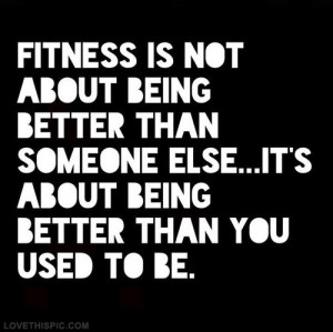 fitness quotes NYC Fit Food Fashion