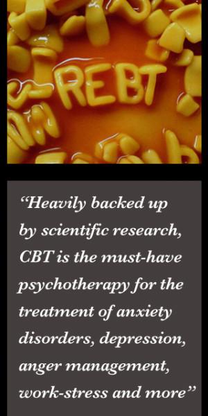 quote box cbt Cognitive Behaviour Therapy, Daniel Fryer