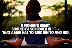 woman s heart