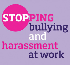 ... last five years citing bullying or harassment as one of the reasons