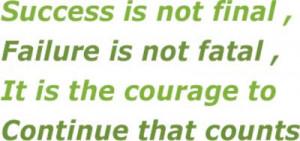 ... Quotes – Success - Famous Quotations, Daily Motivation, Inspiration