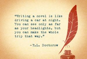 Doctorow quote
