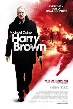 Poster/Trailer: Michael Caine revenge flick 'Harry Brown'
