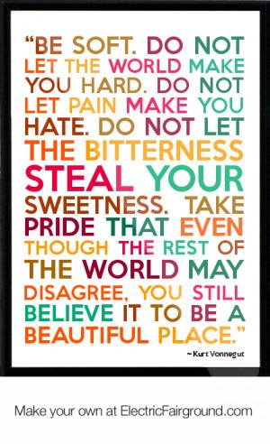 Hate Bible Verses http://electricfairground.com/Kurt-Vonnegut-quotes ...