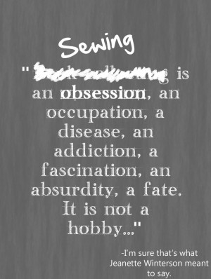 Sewing Truths - Sewing Humor - Sewing Quotes - sewing jokesQuilt ...