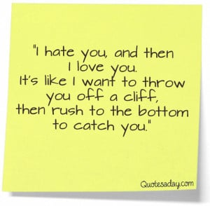 hate you, quotations, quotes, pictures, images, wallpapers, facebook ...