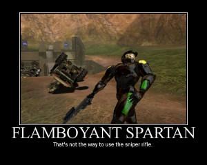 Flampoyant Spartan Image