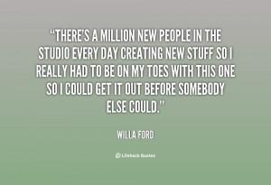 Willa Ford