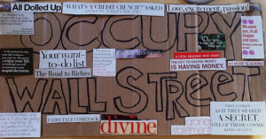 Collage: Occupy