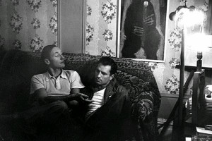 Burroughs with Kerouac