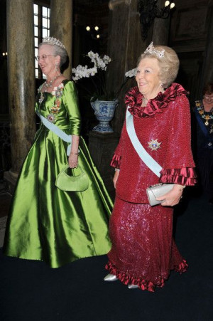 Queen Margreth, Queen Beatrix, Queen Margareth, The Princesses Bride ...