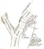 Map of Crow-flies-high