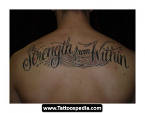 ... %20For%20Tattoos%2005 3 Word Quotes For Tattoos 05 Design Ideas