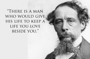 Charles Dickens Quotes from A Tale of Two Cities and A Christmas Carol