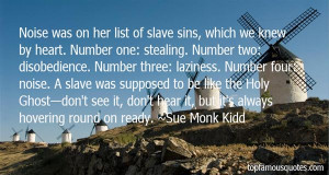 Favorite Sue Monk Kidd Quotes