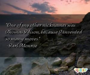 Earl Monroe Quotes