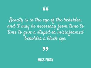 miss piggy beauty