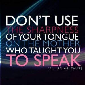 ... Quotes About Respect Parents, Pictures Quotes, Respect Your Parents
