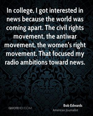 Bob Edwards Quotes