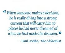 famous quotes on Good decision making