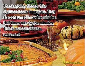 Thanksgiving Erma Bombeck