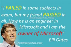 Bill Gates Quotes about Life and Success
