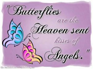 Butterflies, Angels