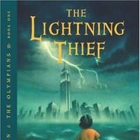 The Lightning Thief Percy Jackson Book 1