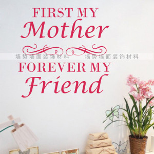 mother friend quotes Promotion