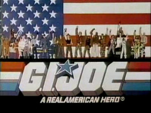 Things have changed a little since the 80s for military themed action ...
