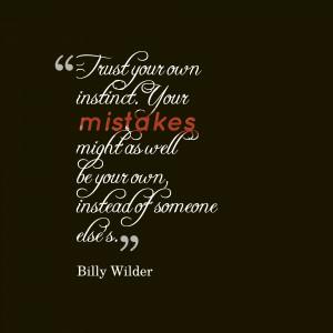 35+ Inspirational Trust quotes