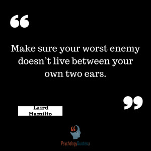 your own worst enemy pdf