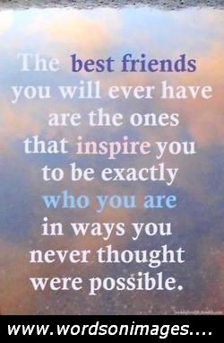 Thankful friendship quotes