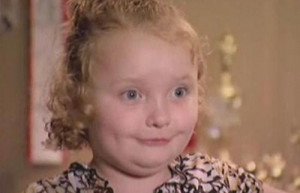Honey Boo Boo Quotes