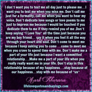 If You Really Love Me Quotes