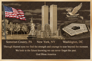 11 We Will Never Forget
