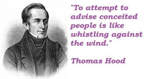 Thomas hood famous quotes 2