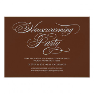 Housewarming Party Invitations 5