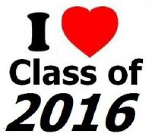 What is some sayings for the class of 2016.