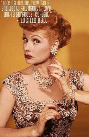 More like this: lucille ball , balls and fall .
