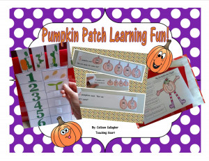 And our Pumpkin Patch Packet for Preschool and Kindergarten Classrooms ...