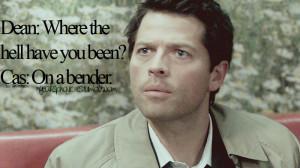 Supernatural Quotes Hilarious Castiel Quotes