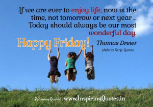 Happy Friday Wishes Motivational Inspirational Thoughts