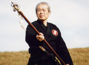 Soke Masaaki Hatsumi
