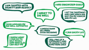 ... of our nine outcomes above apply to people with palliative care needs
