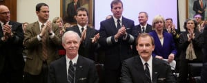 Capt. Chesley Sullenberger III and First Officer Jeffrey Skiles ...