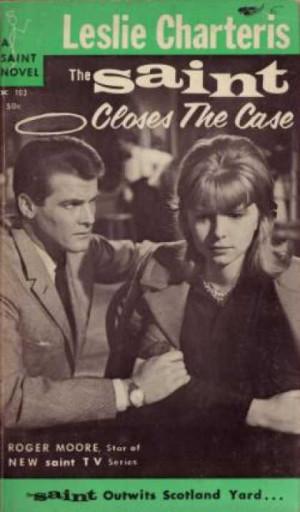 The Saint Closes Case Leslie...