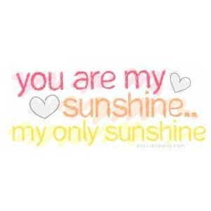 Cute Sunshine Quote Images, Graphics & Pictures - Facebook